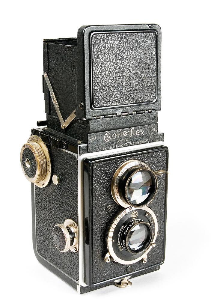 Mittelformatkamera