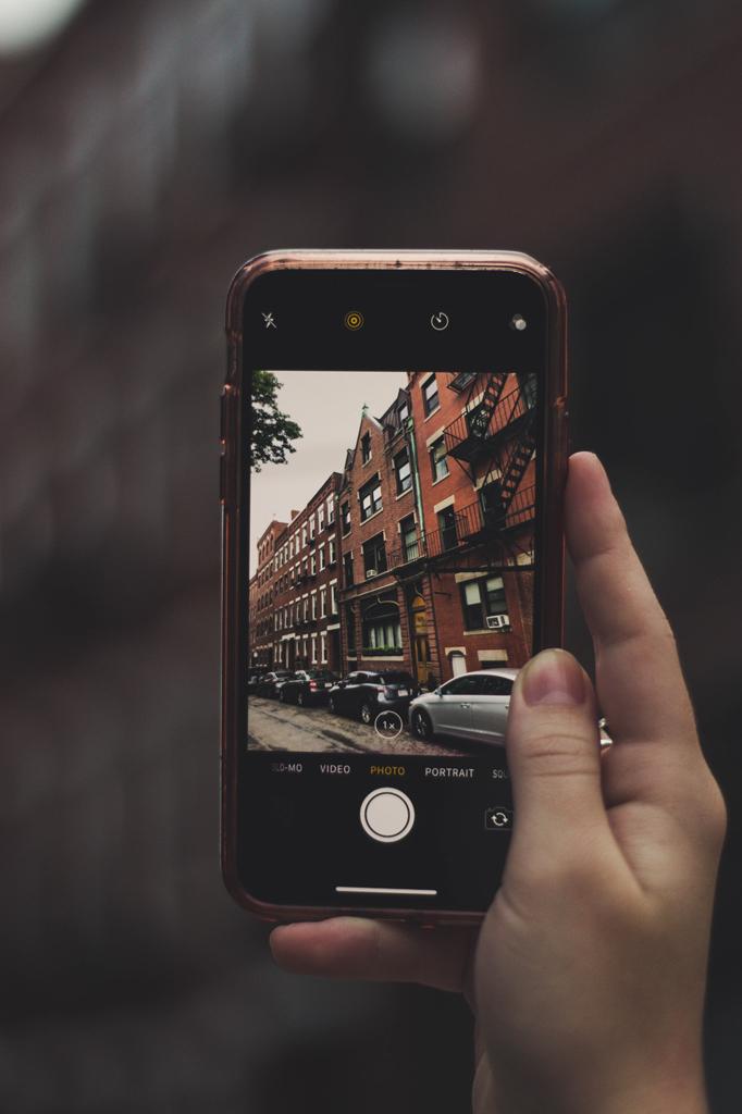 Handy- / Smartphonekamera